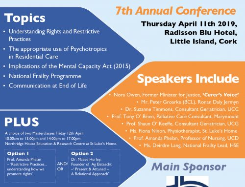 Why should you attend our conference in April?
